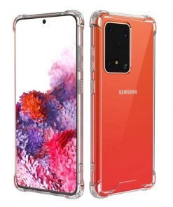 Samsung S20 Case Clear Case